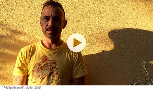 pédépédépédé, vidéo, 2015-allégé